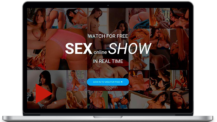 video sex online show