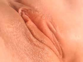 Womens pussy closeup